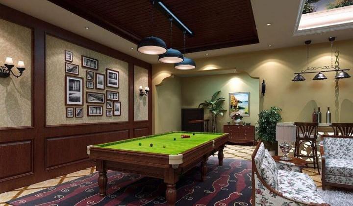 别墅地下室装修有哪些禁忌 别墅地下室装修风水图片