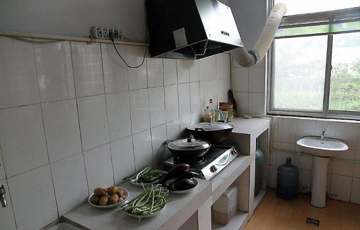 農村廚房灶臺風水 布置好了還旺財_裝修知識大全_屹家
