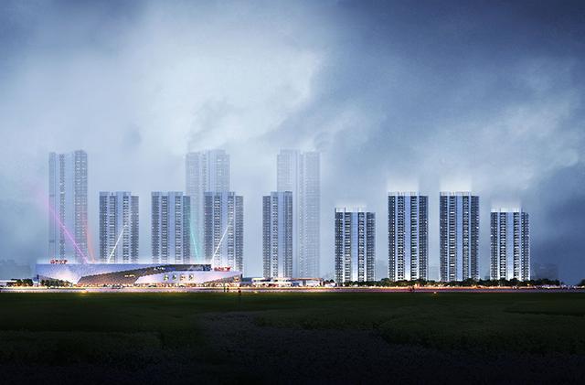 安庆万达·天空之城