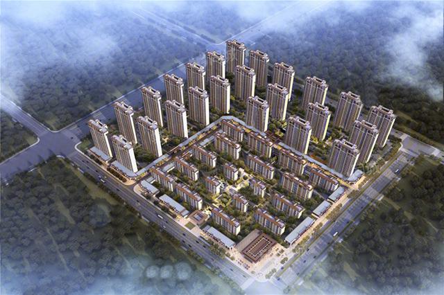 安庆绿地新里城